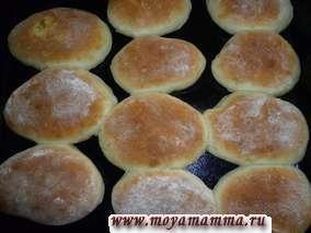 Рецепт пирожков с капустой из дрожжевого теста