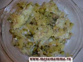 рецепт приготовления рыбной солянки