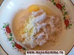 Фарш. Суп с фрикадельками из рыбы трески