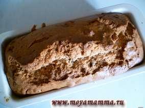 Рецепт кекса с грецкими орехами и апельсиновым соком