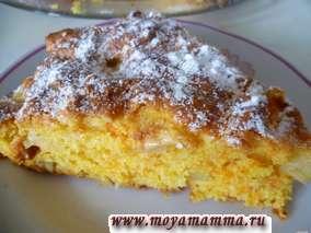 Рецепт пирога с кокосовой стружкой