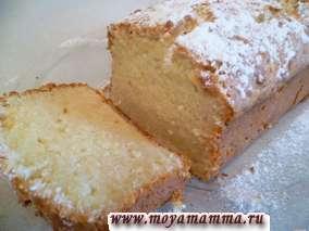 Рецепты кекса с творогом. Кекс с творогом и лимоном