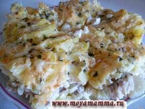 Рецепт филе трески запеченного в духовке