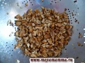 Грецкий орех измельчить