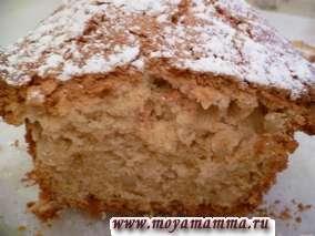 Миндальное тесто для кекса