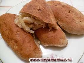 Рецепт блюда из пророщенной пшеницы