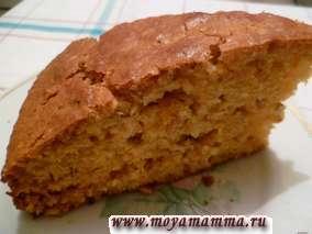 Рецепт пирога с пророщенной пшеницей