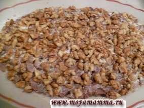 Грецкий орех для сельди под шубой