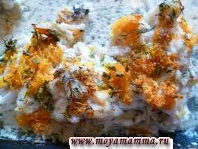 Рецепт приготовления рыбы трески в духовке