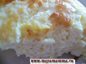 Омлет, приготовленный в духовке получается нежным и вкусным.