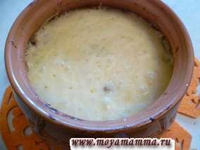 Рецепт приготовления жюльена из грибов и курицы