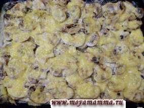 запеканка из куриного филе в духовке
