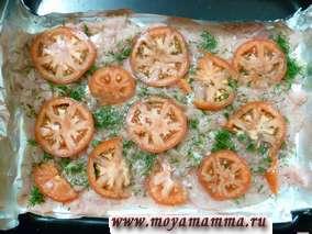 помидоры для запеканки