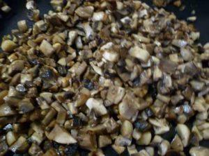 грибы обжаренные