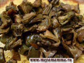Сушеные белые грибы. Суп из сушеных белых грибов
