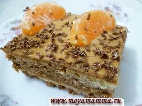 самые простые рецепты торта в домашних условиях