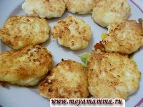 Сырники с начинкой