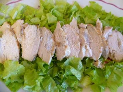 запеченное филе курицы