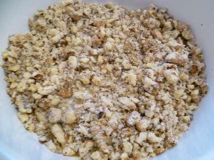 грецкий орех для посыпки