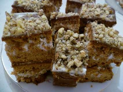 Быстрый медовый торт без раскатывания коржей