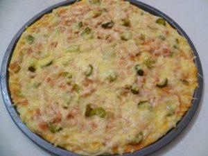 рецепты приготовления дрожжевой пиццы