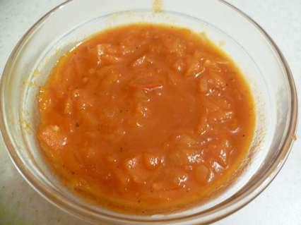 постный томатный соус