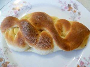 Как сделать красивые формы дрожжевых булочек