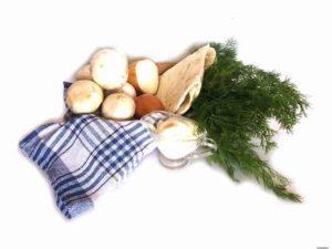 ингредиенты для рулета из лаваша