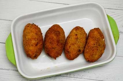 рыбные котлеты по киевски в форме для духовки