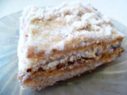 пирог из миндальной муки