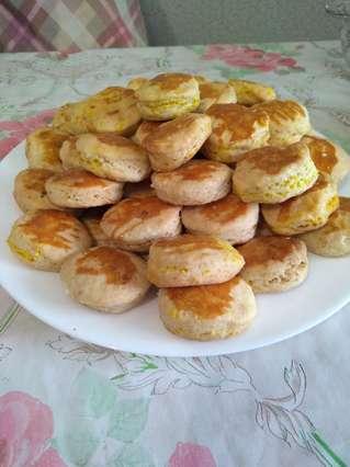 Печенье из огуречного рассола