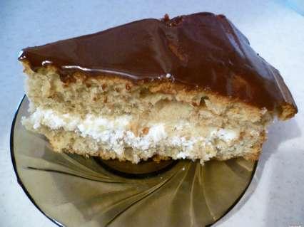 рецепт кофейного торта