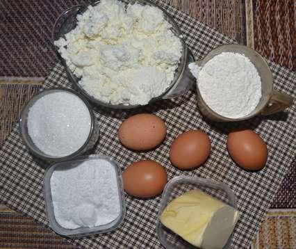 ингредиенты для апельсинового бисквита