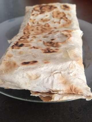 Рецепт шавермы в лаваше