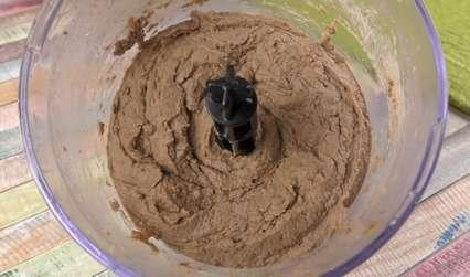 Измельчение печени с луком. Праздничный рулет из печени.