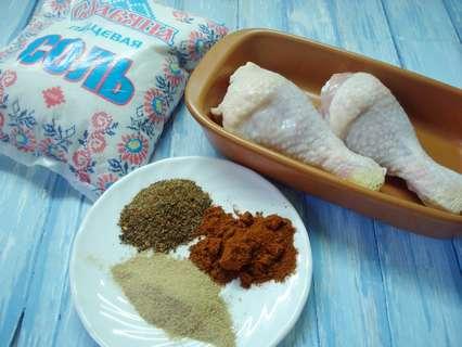 хамон из курицы - ингредиенты