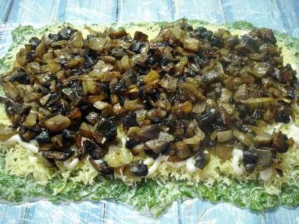 грибной слой