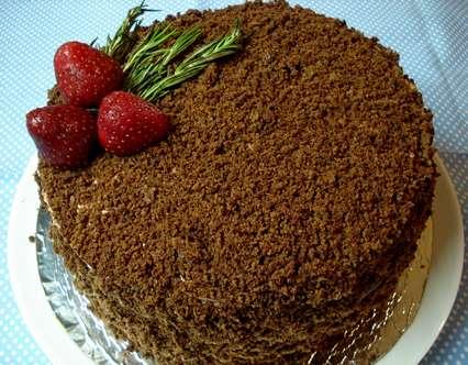 рецепт трюфельного торта в домашних условиях пошагово