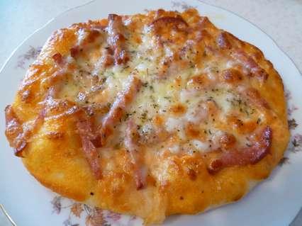 Порционная пицца