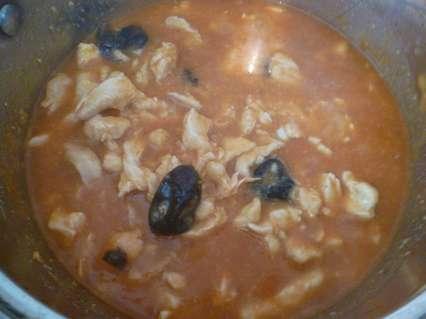 подлива из курицы с томатной пастой